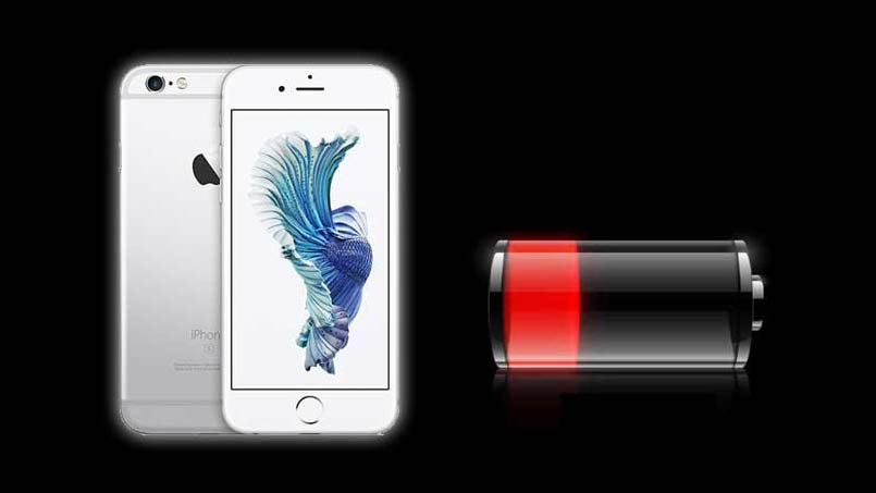 increase battery life on iphone 6