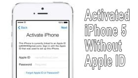 activate iphone 5