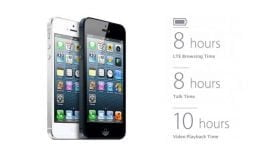 extend battery life on iphone 5