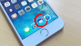 get email notifications on iphone 5
