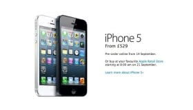 how much is an iphone 5