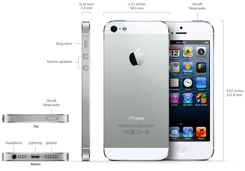 iphone 5 user manual