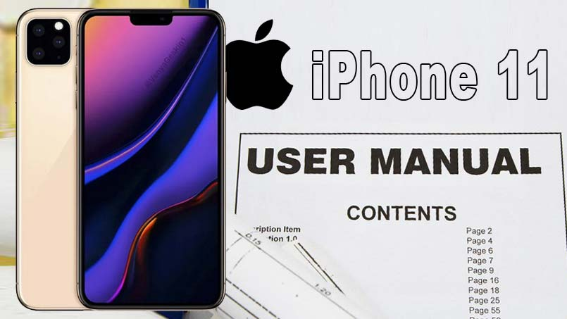 iphone 11 user manual