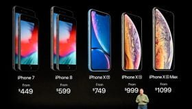 iphone xs price in us