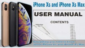 iphone xs user manual