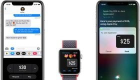 send money through apple pay on iphone xs
