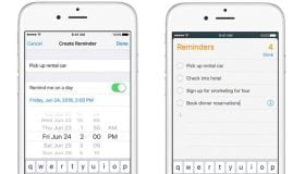 create reminders on iphone