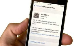 how to install ios update