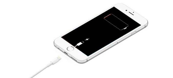 iphone won't charge