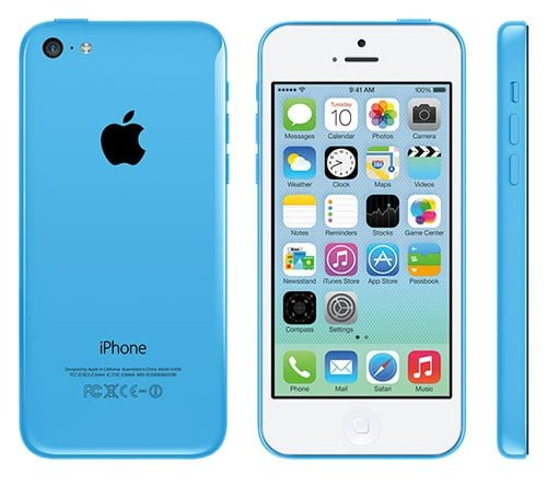 iphone 5c user guide
