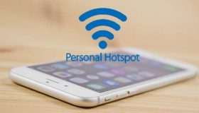 use iphone as a personal hotspot