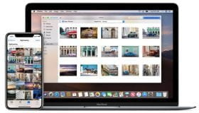 import photos from iphone to mac